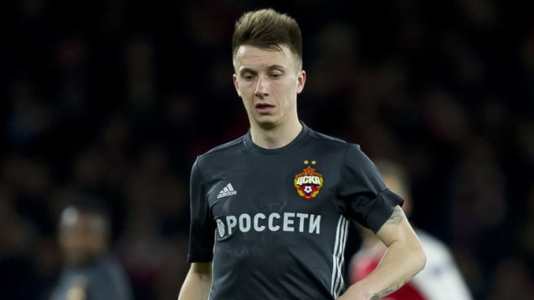 Arsenal Handed Boost in Pursuit of €25m Rated CSKA Moscow Starlet Aleksandr Golovin