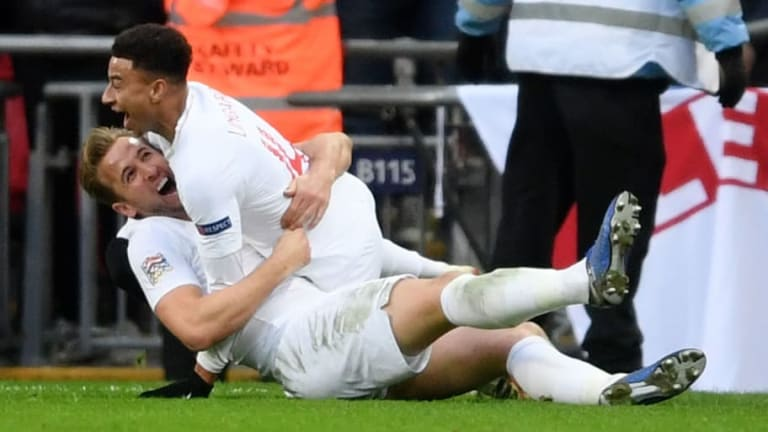 England 2-1 Croatia: Report, Ratings & Reaction as Three Lions Qualify for Nations League Finals