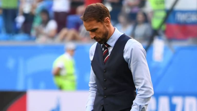 'Proud': Gareth Southgate Admits England 'Hope to Get Better' After Defeat in Third Place Play-Off