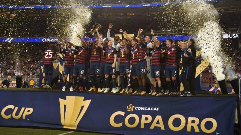 Histórico   Por primera vez, la Copa Oro se disputará en territorio centroamericano