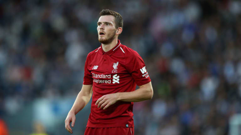 'I Struggled': Andrew Robertson Reflects on Tough Opening Months Before Thriving at Liverpool