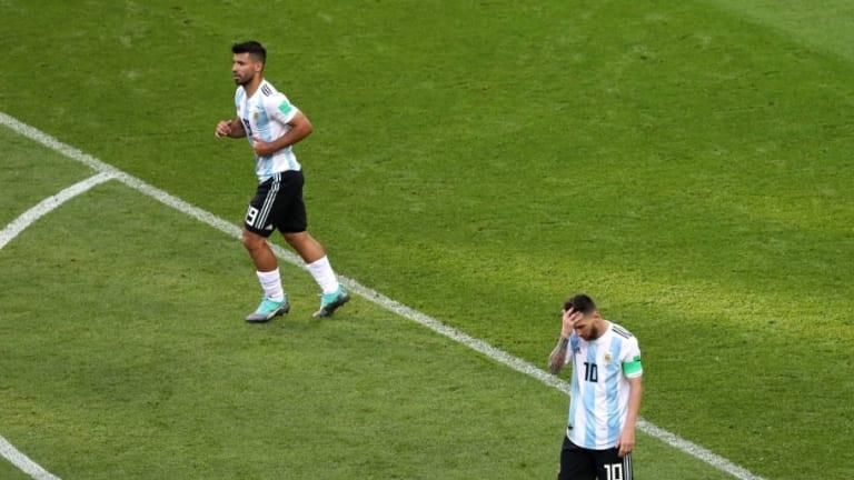 ¿QUIÉNES APRUEBAN? |  El balance de los jugadores de la Selección Argentina en el Mundial de Rusia