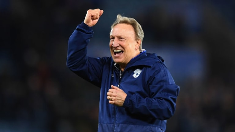 Cardiff Manager Neil Warnock Reveals 'Pride' Following His Side's 1-0 Win Away at Leicester