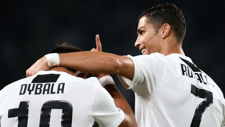 EMOCIONANTE   La razón por la que Paulo Dybala lloró tras su gol con la Juventus