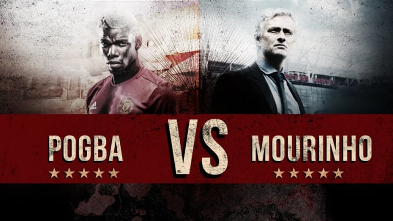 Paul Pogba & Jose Mourinho Are Tearing Manchester United Down and Neither Deserve to Stay