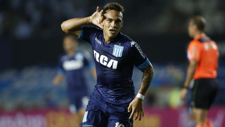 Inter Target Flattered by Interest & Names the Former Nerazzurri Star He 'Learned So Much' From