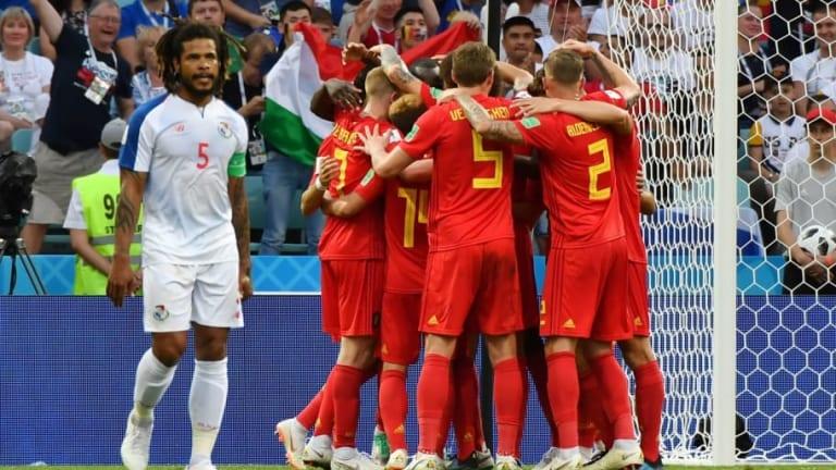 Inglaterra y Bélgica cumplen y meten miedo a las otras grandes