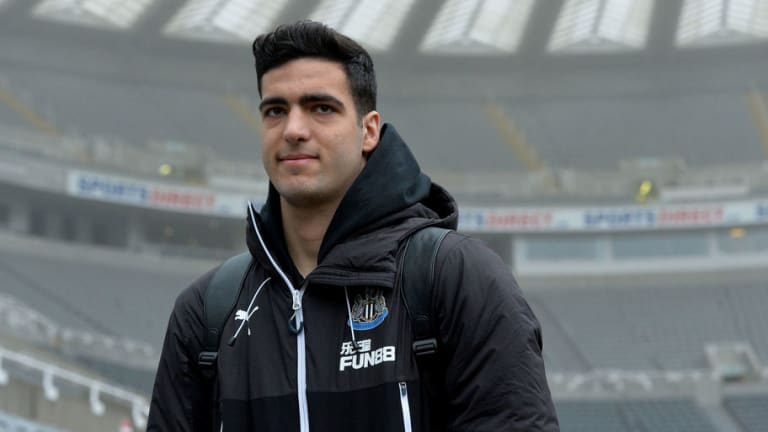 Rafa Benitez Reveals Why Midfield Star Has Struggled for Game Time at St James' Park