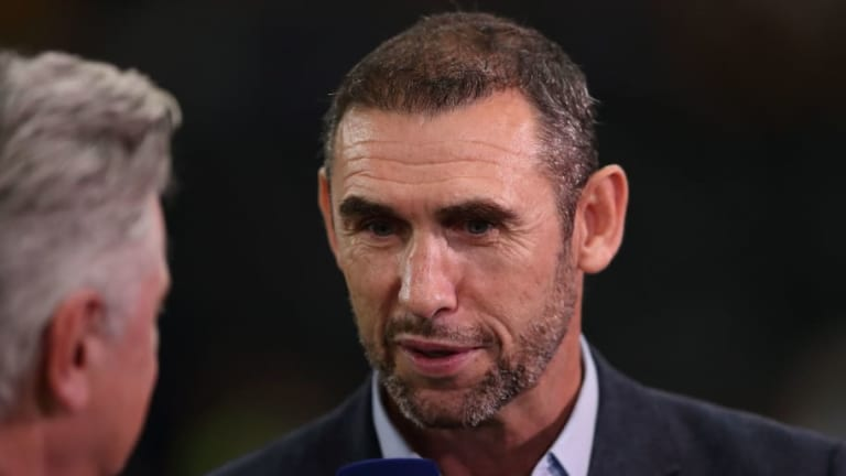 Martin Keown Raves About 'Graceful' Liverpool Youngster Following England Win