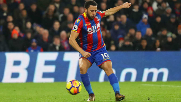 Newcastle's Move for Crystal Palace Winger Andros Townsend Hinges on Potential Outgoings