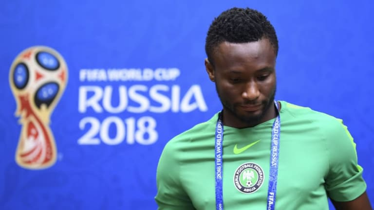 John Obi Mikel Reveals His Father Was Kidnapped Before Nigeria's Last 16 Clash Against Argentina