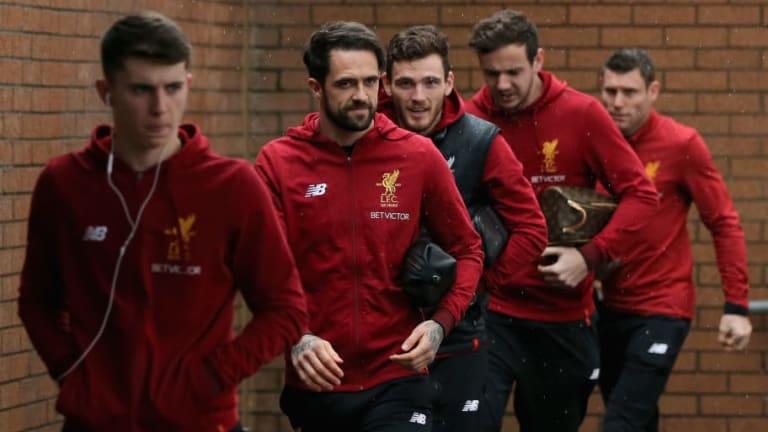 Palace Leading Chase for Out of Favour Liverpool Attacker as Burnley Switch Focus to West Brom Ace
