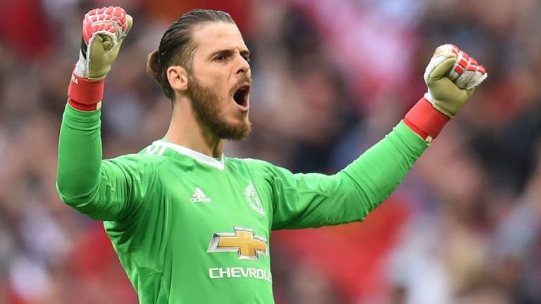 Jose Mourinho Insists There Is 'No Chance' David de Gea Will Leave Old Trafford This Summer