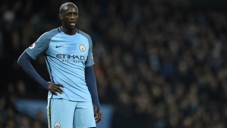 Yaya Toure Rejects Money Move to China in Favour of Seeing Out Man City Contract