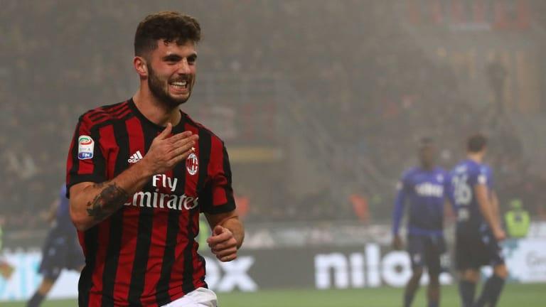 AC Milan Optimistic Over Patrick Cutrone's Future Despite Reported Interested From Borussia Dortmund