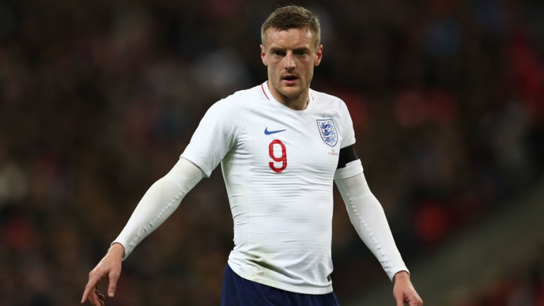 'I Don't Know What it Stands for': Jamie Vardy Hilariously Weighs in on Latest VAR Controversy