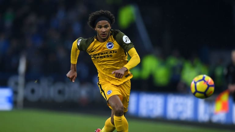 On-Loan Brighton Forward Izzy Brown to Miss Rest of Season After Tearing Anterior Cruciate Ligament