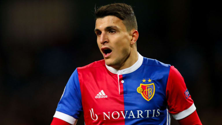 Leicester Eye Move for Basel Winger Mohamed Elyounoussi As Foxes Seek Riyad Mahrez Replacement