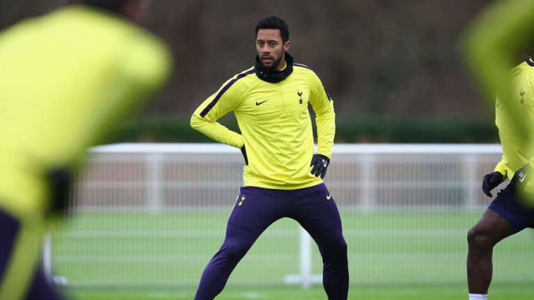Serie A Strugglers AC Milan Look to Hand Spurs' Mousa Dembélé Escape Route in January Transfer Swoop