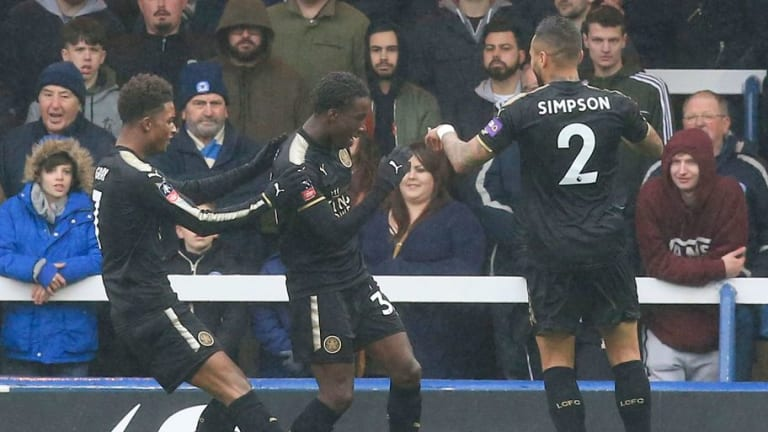 Peterborough 1-5 Leicester: Foxes' Ruthless Young Pups Emphatically Seal Spot in Fifth Round