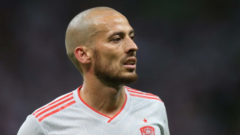 David Silva Considering International Retirement After Disappointing World Cup Campaign With Spain