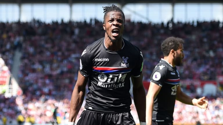 Roy Hodgson Confident Crystal Palace Can Fend Off Rivals' Interest & Keep Hold of Wilfried Zaha