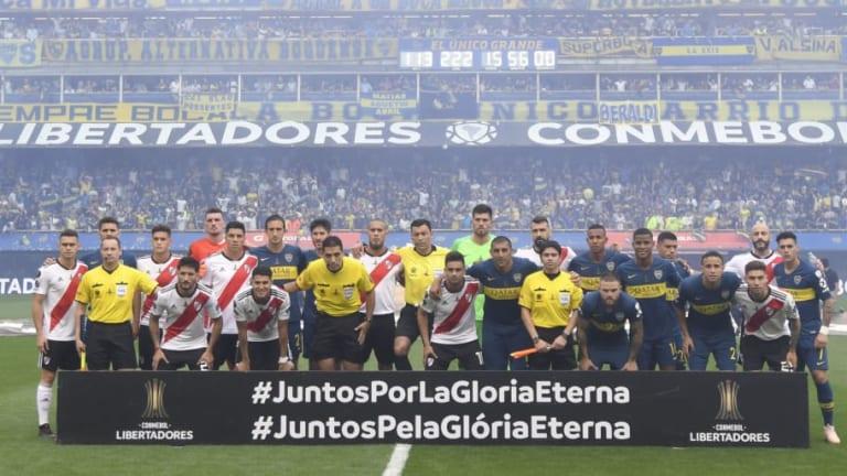 DE ARGENTINA AL MUNDO | El Boca-River, la mejor carta de presentación de la Copa Libertadores