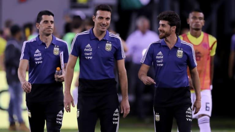Los tres jugadores de la selección Argentina que se perderán los amistosos contra Brasil e Irak