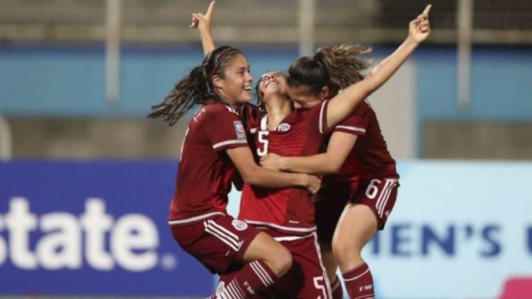 ¡NOS VAMOS AL MUNDIAL!   Tri femenil derrota a Canadá y consigue su pase al Mundial