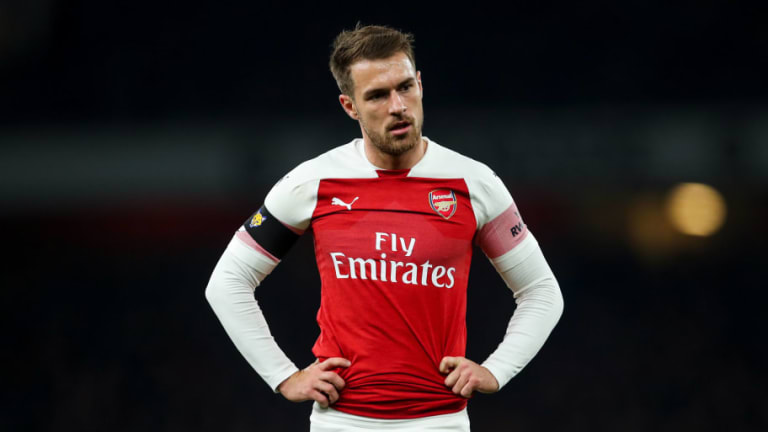 Juventus Ready £10m-a-Year Contract for Arsenal Ace Aaron Ramsey Amid Bayern Munich Interest