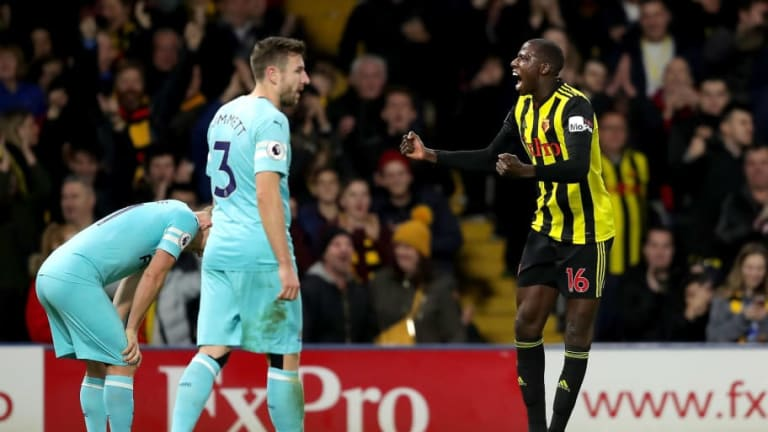 Watford 1-1 Newcastle: Report, Ratings & Reaction as Late Doucoure Header Salvages Point for Hornets