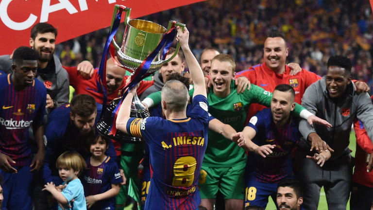 Conflicting Reports Over Andres Iniesta's Future Emerge Amid Talk of Proposed Move to China