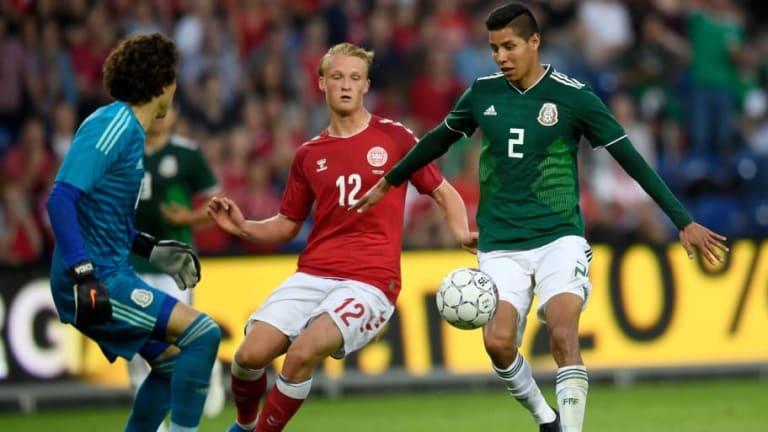¿QUIÉN FUE EL MEJOR? | El 1x1 de los jugadores del Tricolor en la derrota ante Dinamarca