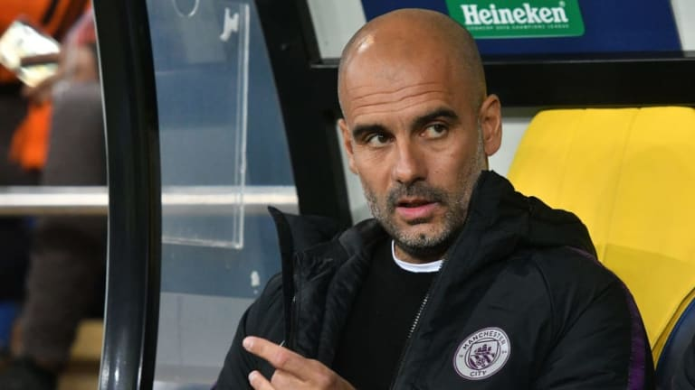Pep Guardiola Admits There Are 5 Teams in This Season's Premier League Title Race