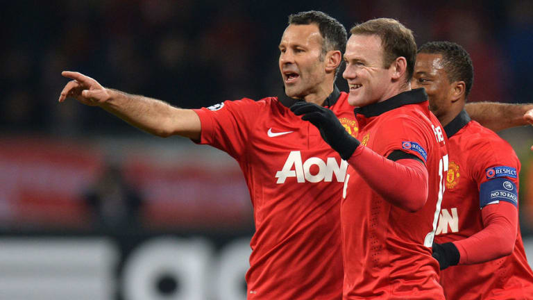 Wayne Rooney Reveals the 2 Manchester United Players Who Were Pivotal in His Ascendency