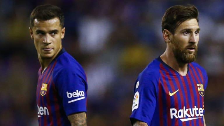La última vez que el Barça se enfrentó a sus rivales de Champions League