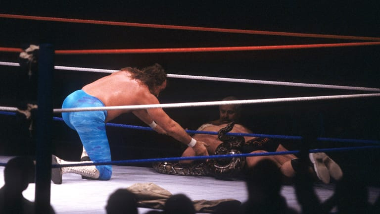 Traina Thoughts: One of the Best Things About the WWF in the '80s Were the Heel Gimmicks