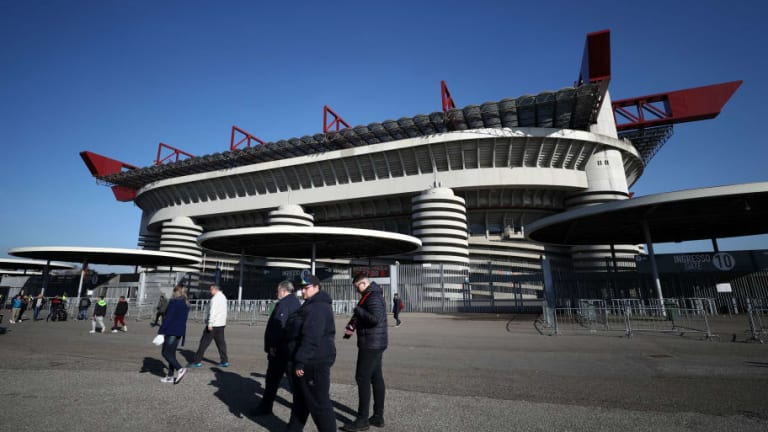 AC Milan to Be Kicked Out of Europa League & Fined €30m Over Financial Fair Play Failures