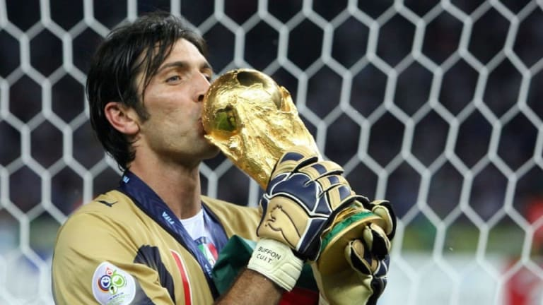 World Cup Countdown: 3 Weeks to Go - Italy's Greatest Servant, the Ageless Gianluigi Buffon