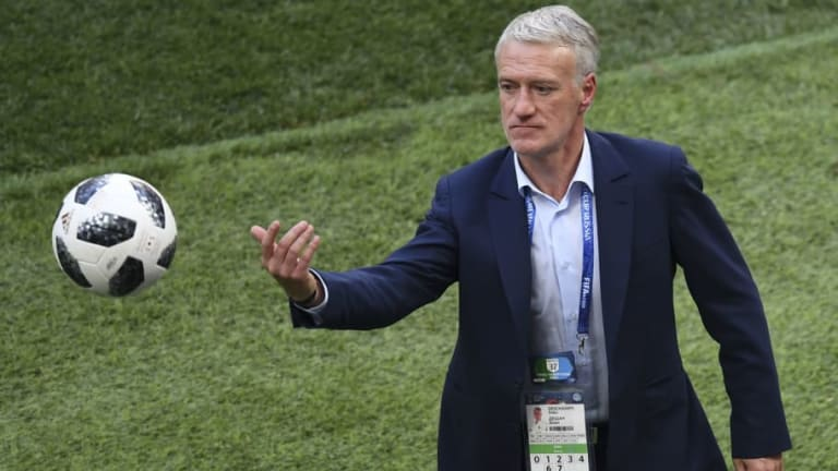 Didier Deschamps Claims France 'Achieved Their Goal' After Drab 0-0 Draw With Denmark