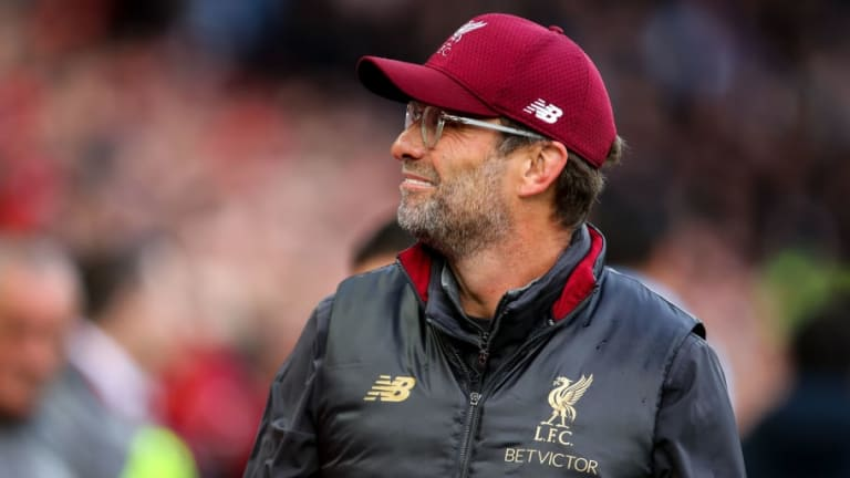 Jurgen Klopp Finally Admits Liverpool Are in Title Race as He Claims Second Is 'Nothing'