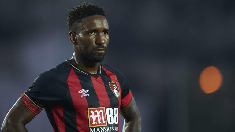 Eddie Howe Stresses Jermain Defoe's Importance in Bournemouth Squad Amid Concerns Over Future