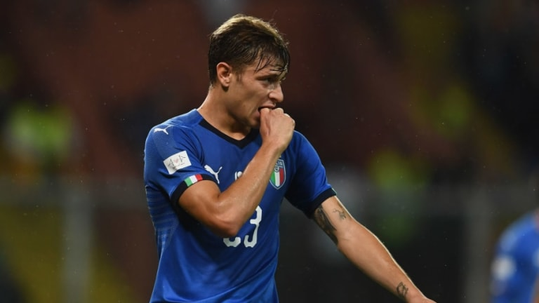 New Monaco Manager Thierry Henry Eyes January Move for Arsenal Target Nicolo Barella