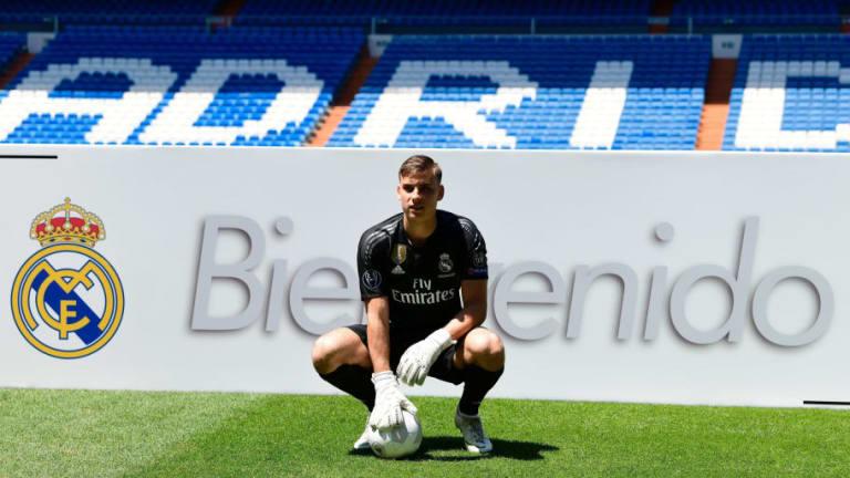 Lunin afirmó que no quiere regresar al Real Madrid