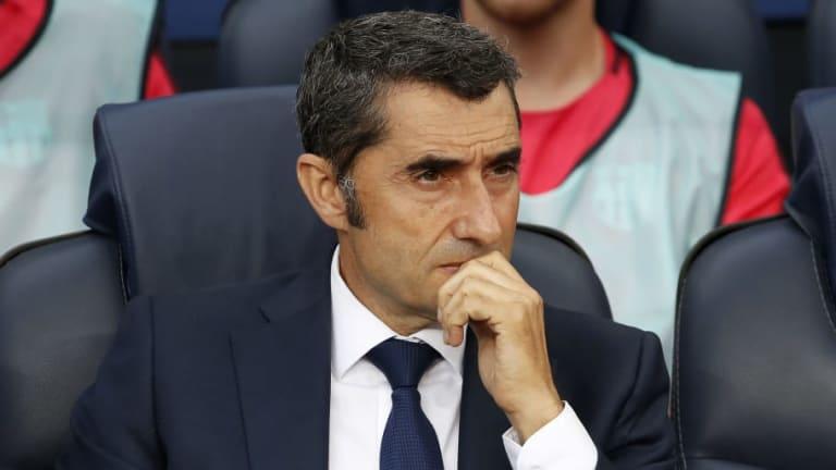 REVELADO   El futbolista del Barcelona más sustituido por Ernesto Valverde esta temporada