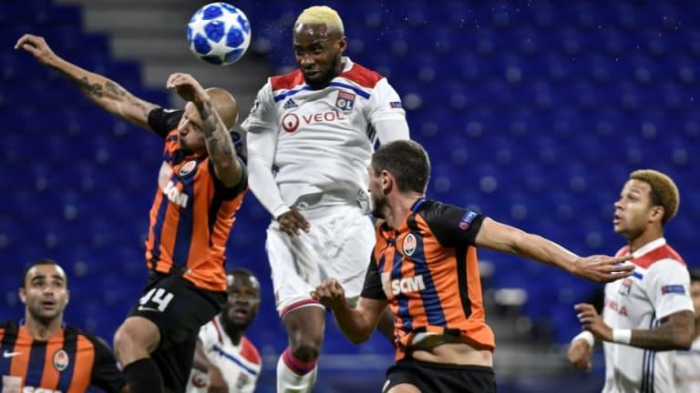 Lyon y Shakhtar Donetsk se jugarán todo en la última jornada de Champions