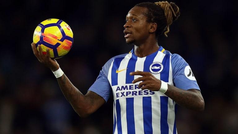 Brighton & Hove Albion Defender Gaëtan Bong Signs New Deal Until 2019