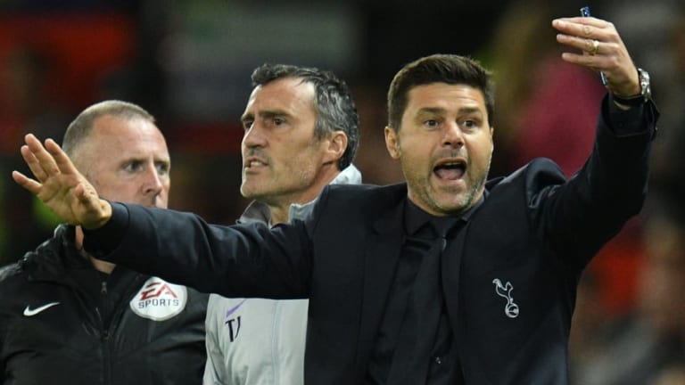 Mauricio Pochettino Delighted With 'Important' Win as Spurs Run Rampant at Old Trafford