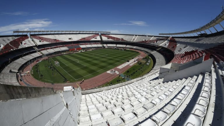 Sacachispas se burló de la final de la Copa Libertadores con el tweet viral del día