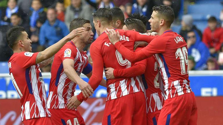 El 1x1 de la victoria del Atlético ante el Alavés